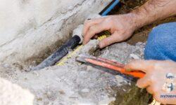 איתור נזילות תת קרקעיות