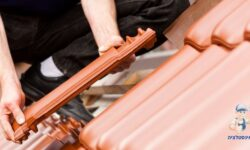 תיקון נזילות בגג רעפים