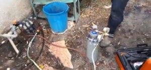 א ב י אינסטלציה - איתור נזילות מים