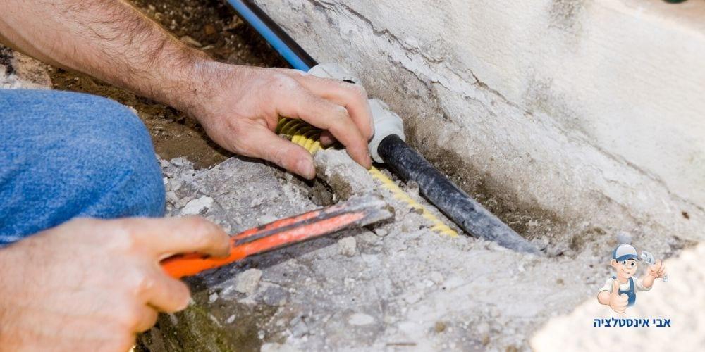 אבי אינסטלציה אינסטלטור בתל אביב איתור נזילות תת קרקעיות