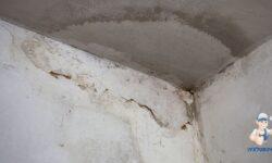 נזילה מהתקרה היא מסוכנת יותר?