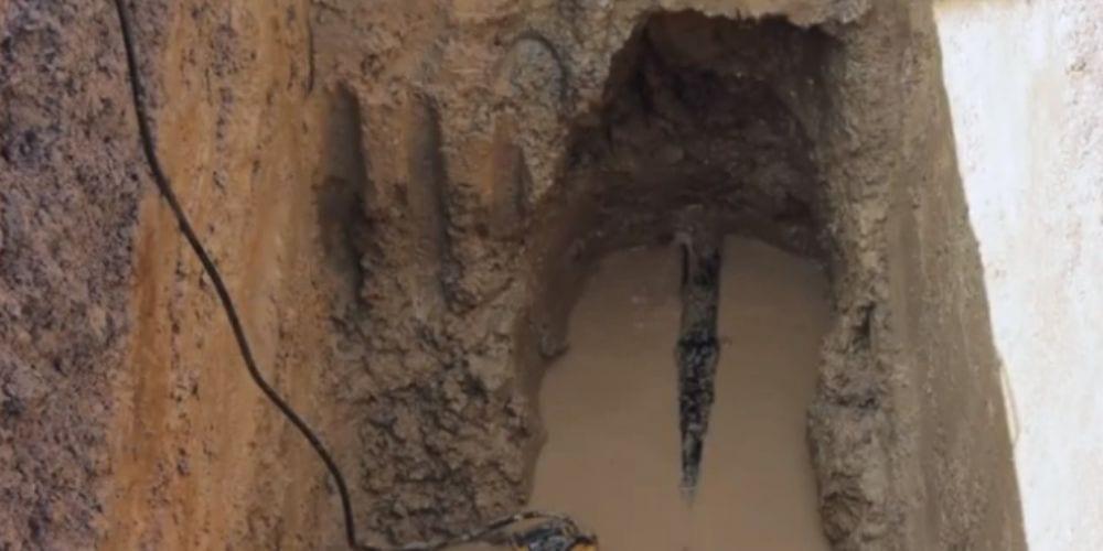 איתור נזילות תת קרקעיות אבי אינסטלציה אינסטלטור בתל אביב